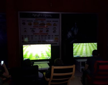 Ps4 & Ps3 Playstation Cafee